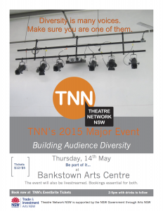 TNN Voices of Diversity Flyer